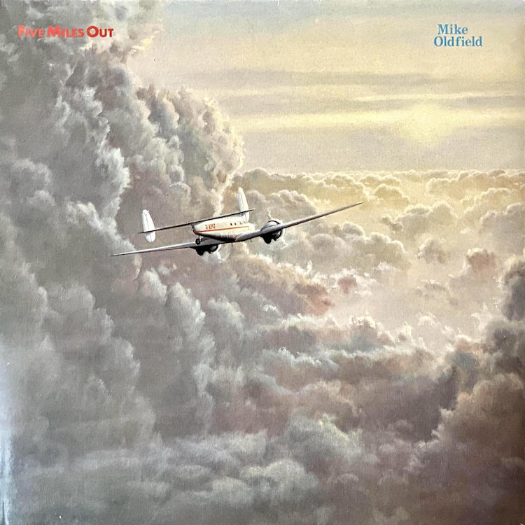 Mike Oldfield: Five Miles Out (1982).