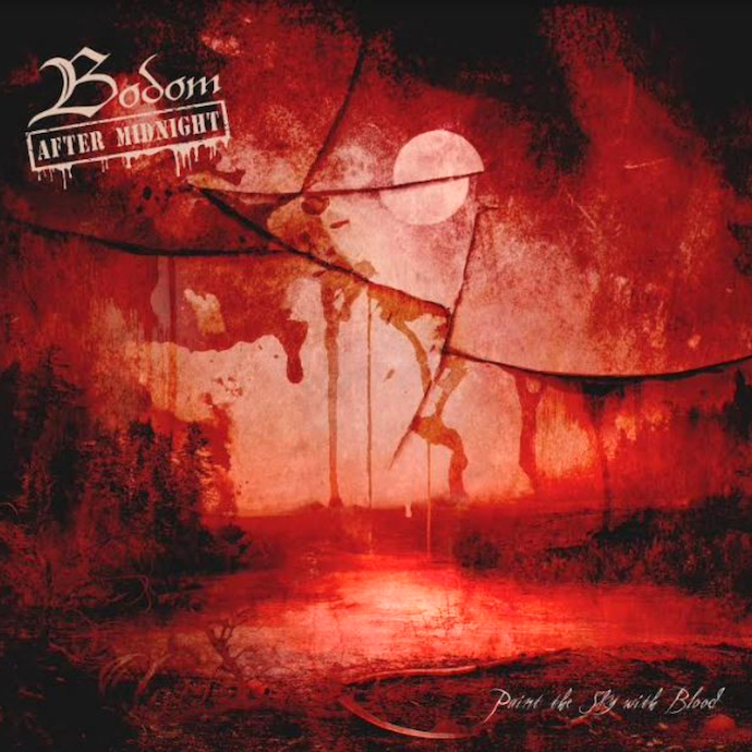 Bodom After Midnight: Paint The Sky With Blood (2021).