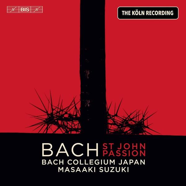 J.S. Bach: Matteus-passio. Bach Collegium Japan, Masaaki Suzuki (BIS 2020).