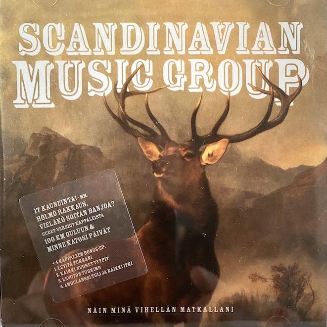 Scandinavian Music Group: Näin minä vihellän matkallani (2009).