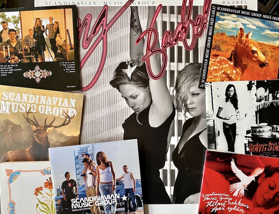 Scandinavian Music Groupin tuotantoa 2002–2015. Kuva: Tuomas Pelttari