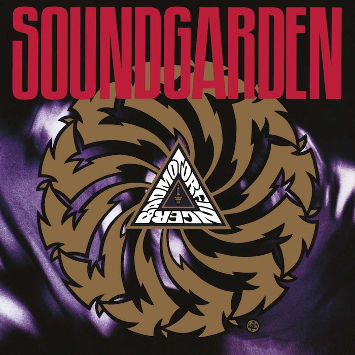 Soundgarden: Badmotorfinger (1991).