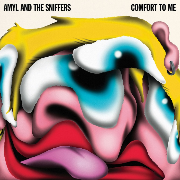 Amyl And The Sniffers: Comfort To Me (2021).