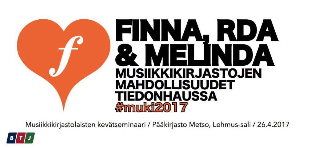 Kevätseminaari 2017 juliste, Jarkko Rikkilä.