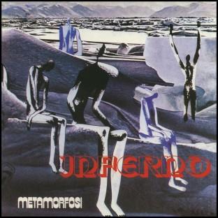 Yksi italialaisen progen suurteoksista on Metamorfosin albumi Inferno vuodelta 1973.