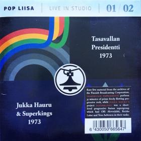 Heikki Poroilan kirjoitussarja Poplastuja Liisankadulta alkaa Tasavallan Presidentin ja Jukka Haurun & Superkingsin taltionneista. Rinnakkaisia sarjaa Jazzlastuista Poroila veistelee artikkeleissa Unisono Quartet ja Taivaantemppeli 1973 ja Jukka Tolonen Ramblin' Jazz Band 1973 ja KOM Quartet 1975.