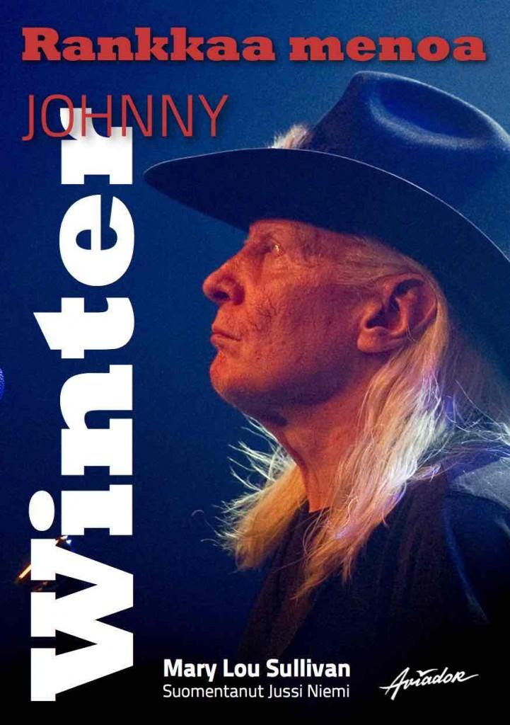 JohnnyWinter-kansi