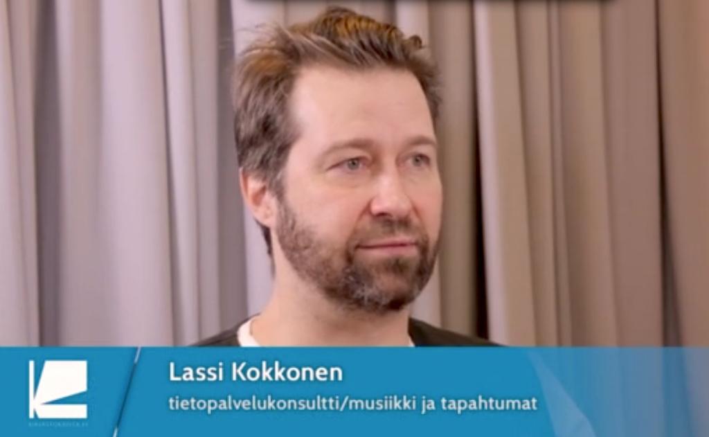 Lassi Kokkonen, Kirjasto 10.
