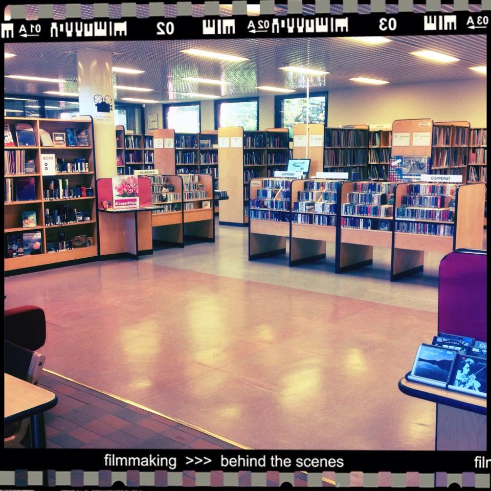 Hämeenlinnan musiikkikirjaston tiloja uudistetaan syksyllä 2015. Luvassa on uusi esiintymisalue.