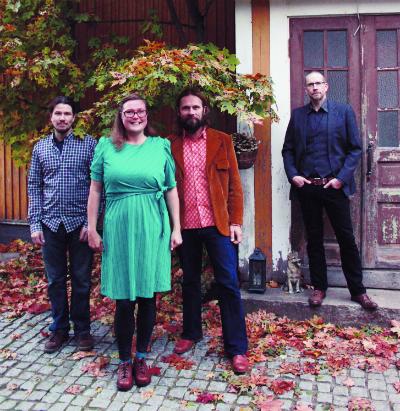 Folk-yhtye Vellamon albumi Koskenkylä julkaistiin loppuvuodesta 2015.