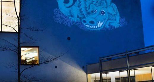 Turun pääkirjaston viides Kaamos-tapahtuma järjestetään perjantaina 6.11.2015.