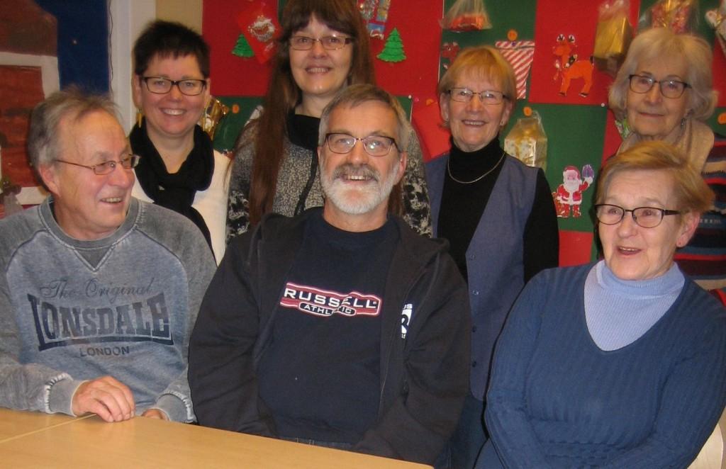 Musiikki- ja puhetaitoyhdistys He-Li-Kat esiintyy Kokkolan pääkirjastossa sunnuntaina 13.12. Jouluinen konsertti alkaa klo 13.