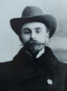A.N.Scriabine Amsterdam 1908 god