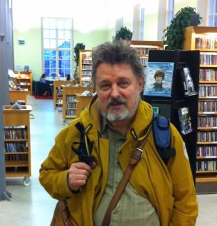 Heikki Poroila. Kuva: Tuomas Pelttari.