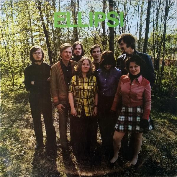 Ellipsin debyyttialbumi julkaistiin vuonna 1972.