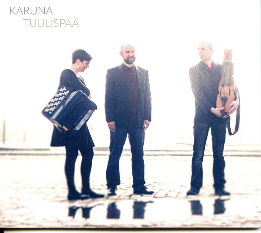 Karunan toinen albumi Tuulispää julkaistiin vuonna 2016. Triossa soittavat Juha Kujanpää (piano, kosketinsoittimet), Esko Järvelä (avainviulu, viulu, kitara) ja Teija Niku (harmonikka).