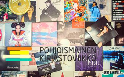 Pohjoismainen kirjastoviikko 2016.