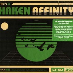 Levyhyllyt: Tuomas Pelttarin arviossa Haken-albumi Affinity (2016).